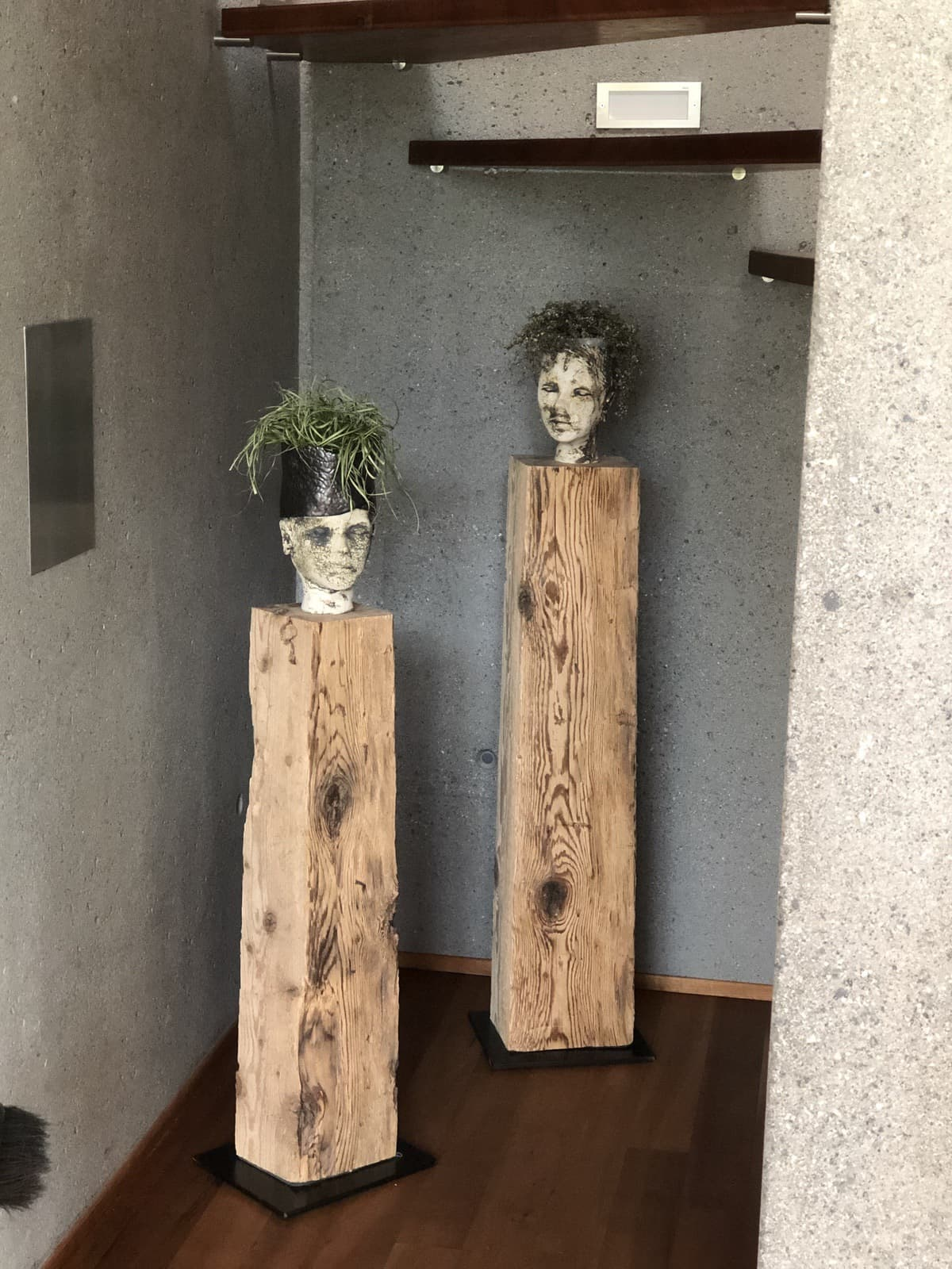 Deko und Kunst